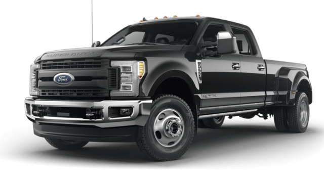 2019 Ford F-350 King Ranch Truck